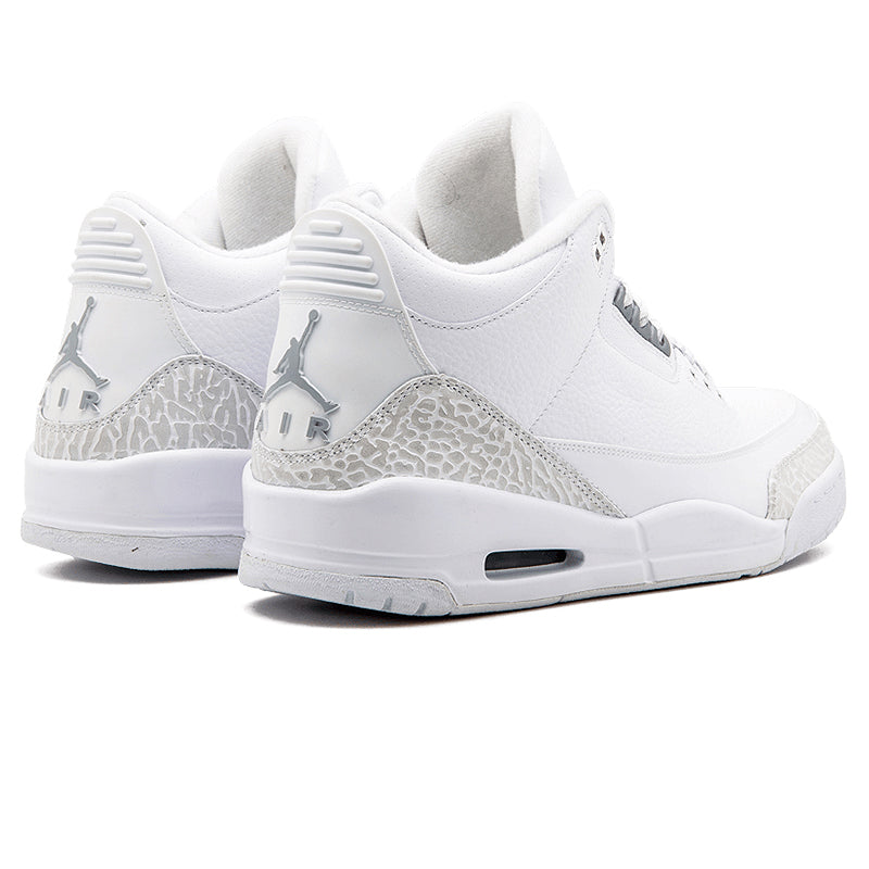"Nike Air Jordan AJ 3 Retro ""Anniversary"" Men's Basketball Shoes,Original Male Sport Sneakers Shoes"