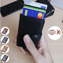 Anti-Theft Wallet