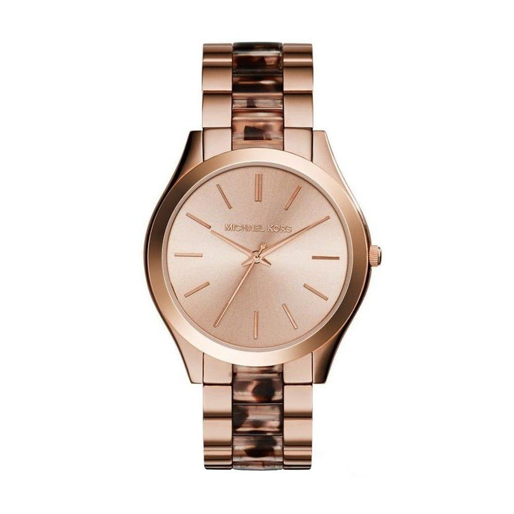 Michael Kors MK4301 Runway Montre femme ton Or-rose