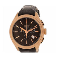 Esprit Collection EL101941F05 Herades Montre homme chronographe PVD or-rose