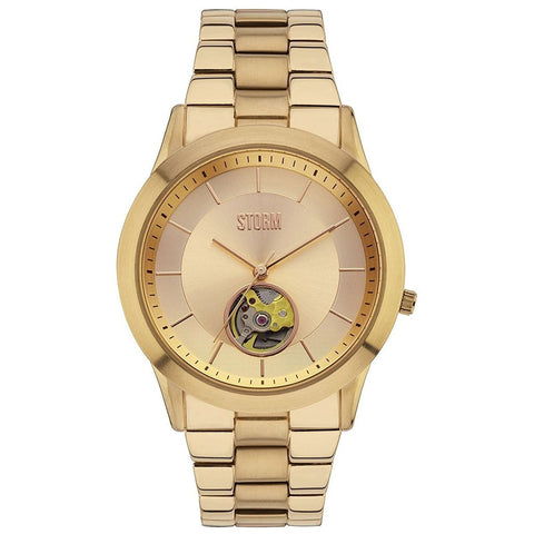 Storm 47259/GD Sorena Or Montre homme automatique Or
