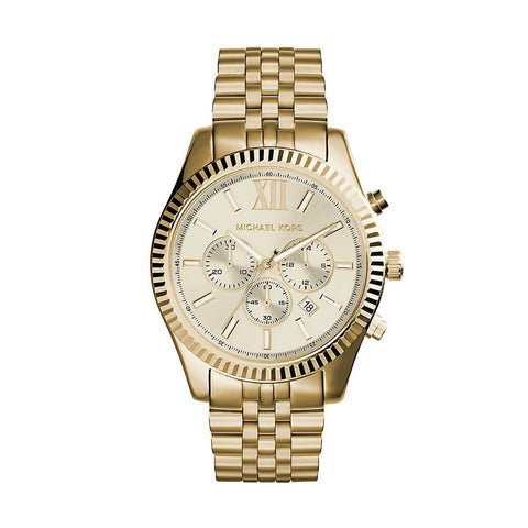Michael Kors MK8281 Lexington Montre homme chronographe