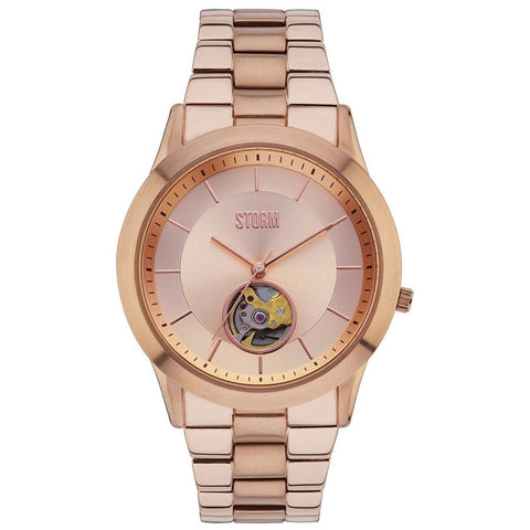 Storm 47259/RG Sorena montre homme automatique Or Rose