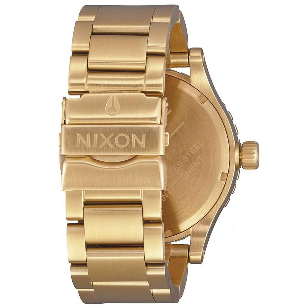 Nixon A916-510 The 46 Or Montre homme en or