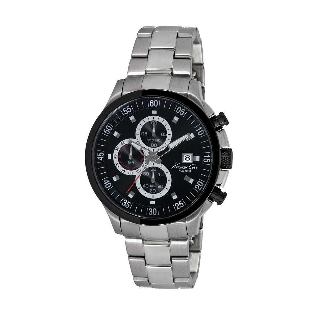 Kenneth Cole KC9384 Montre homme chronographe