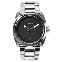 Nixon A507-000 The Kingpin Diamond Montre en acier inoxydable