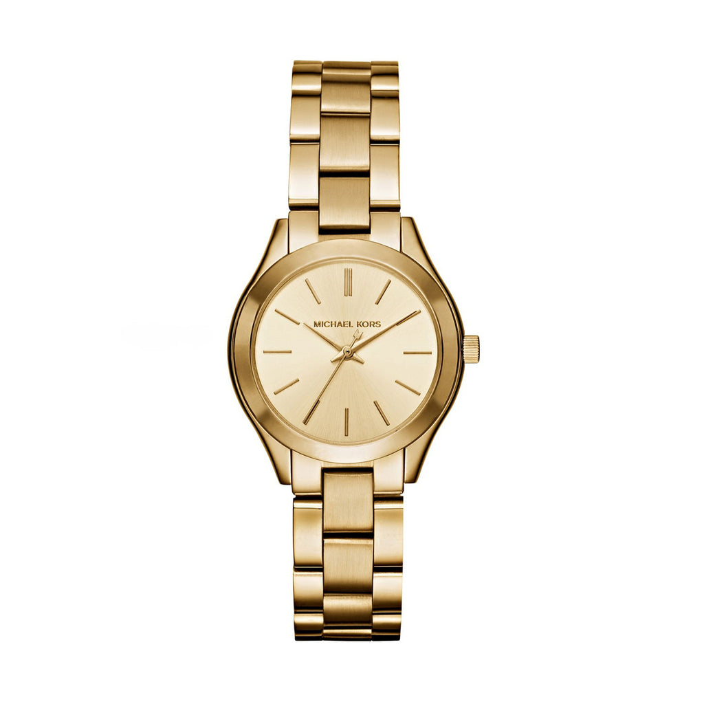 Michael Kors MK3512 Mini Slim Runway Femme Montre