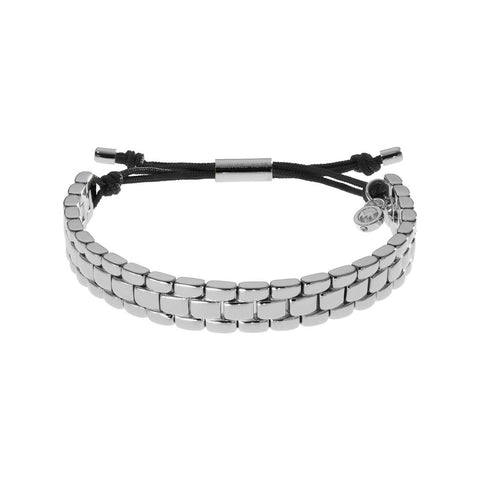Michael Kors MKJ2018040 Bracelet femme argenté attaches souples