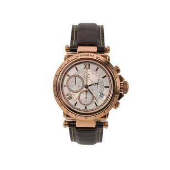 Guess Collection GC X44001G1 B1-Class Montre homme chronographe fab. Suisse