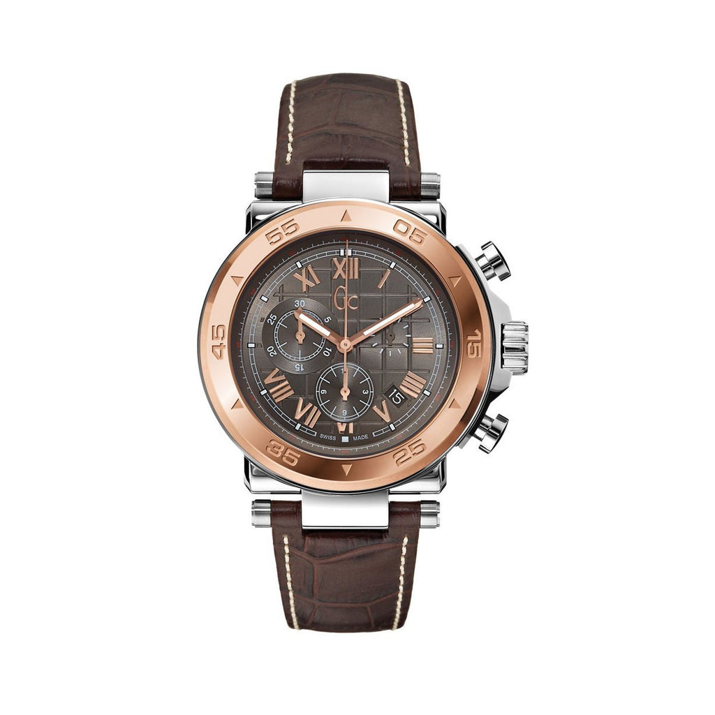 GC X90005G2S Montre homme chronographe fabrication Suisse