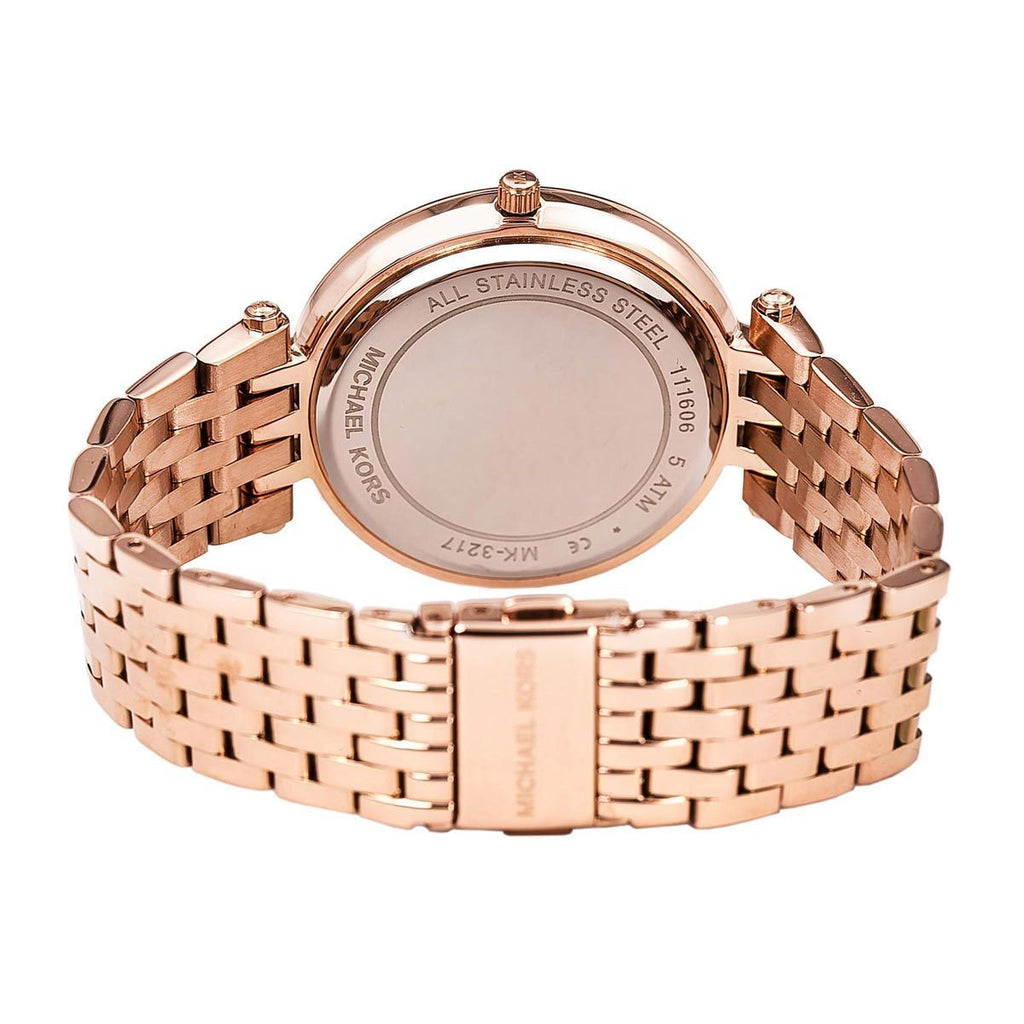 Michael Kors MK3217 Montre femme ton or-rose