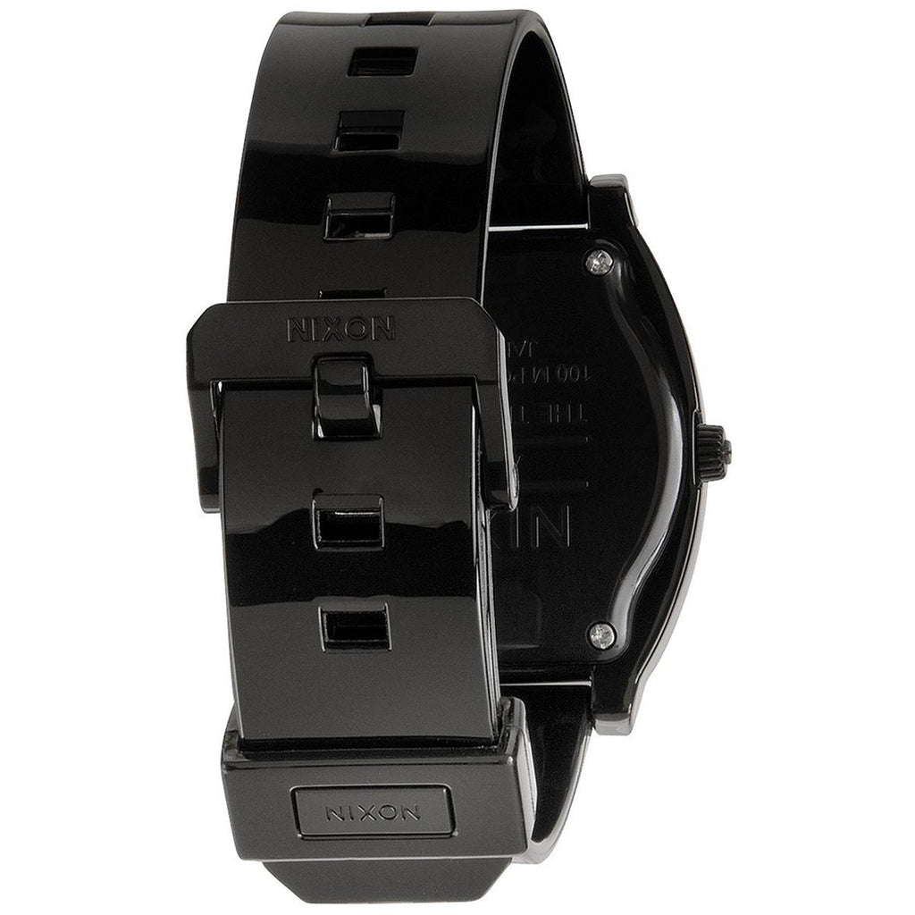 Nixon A119-000 The Time Teller P Montre homme coloris noir