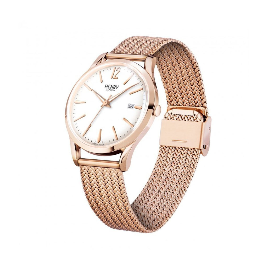 Henry London HL39-M-0026 Richmond Montre unisexe