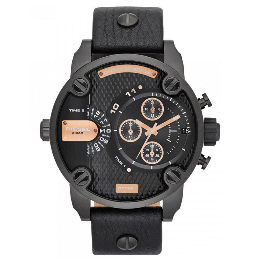 Diesel DZ7291 Little Daddy Montre homme chronographe