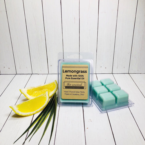Lemongrass Melts