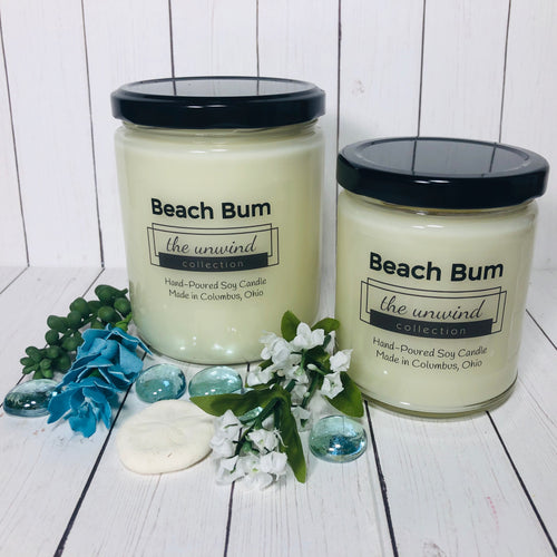 Beach Bum Soy Candle