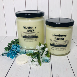 Blueberry Parfait Soy Candle