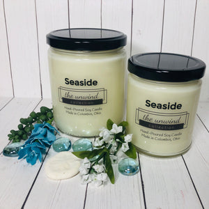 Seaside Soy Candle