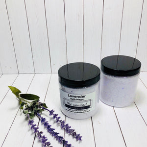 Lavender Bath Magic