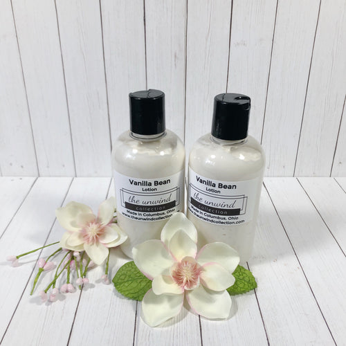 Vanilla Bean Lotion