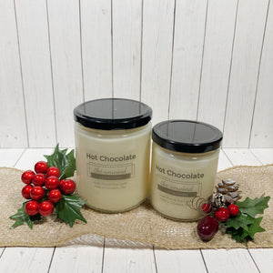 Hot Chocolate Soy Candle