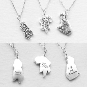 Personalized Pet Necklace