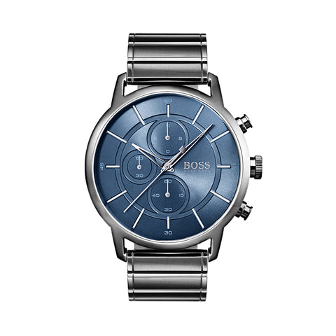 Hugo Boss 1513574 Architectual Chronograph Herrenuhr