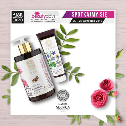 Natura Siberica na BEAUTY DAYS 2019