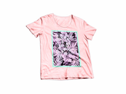 Smallpools Floral T-Shirt