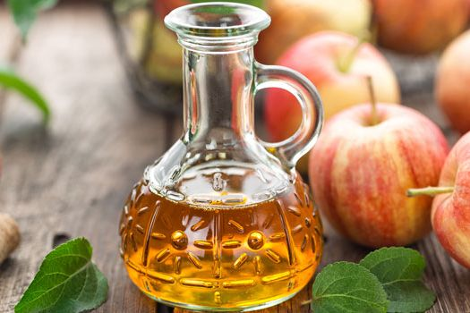 Apple Cider Vinegar - Skin Care Benefits
