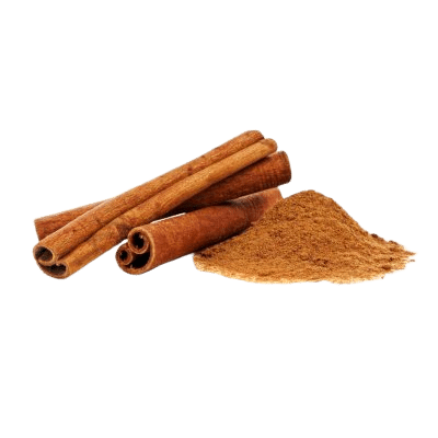 A Pile Of Light Brown Cinnamon Sticks On Transparent Background