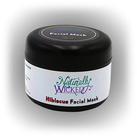 Naturally wicked Hibiscus Facial Mask