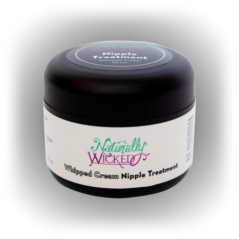 Naturally Wicked Whipped Cream Nipple Cream