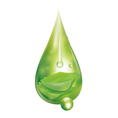 Green Water Droplet To Signify Naturally Derived P&E
