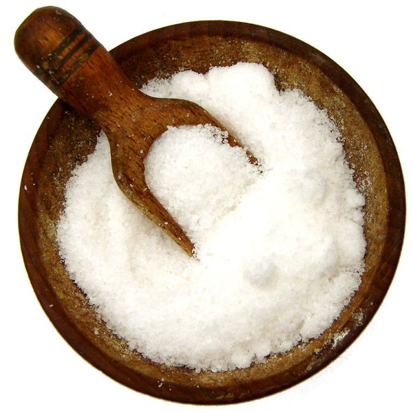 Salt Uses In Skin Care - Salt In Brown Dish