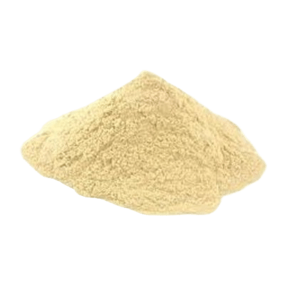 Xanthan Gum As In Fine Brown Sugary Powder Form