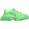 TRIPLE S NEON GREEN BALENCIAGA - TM Leather