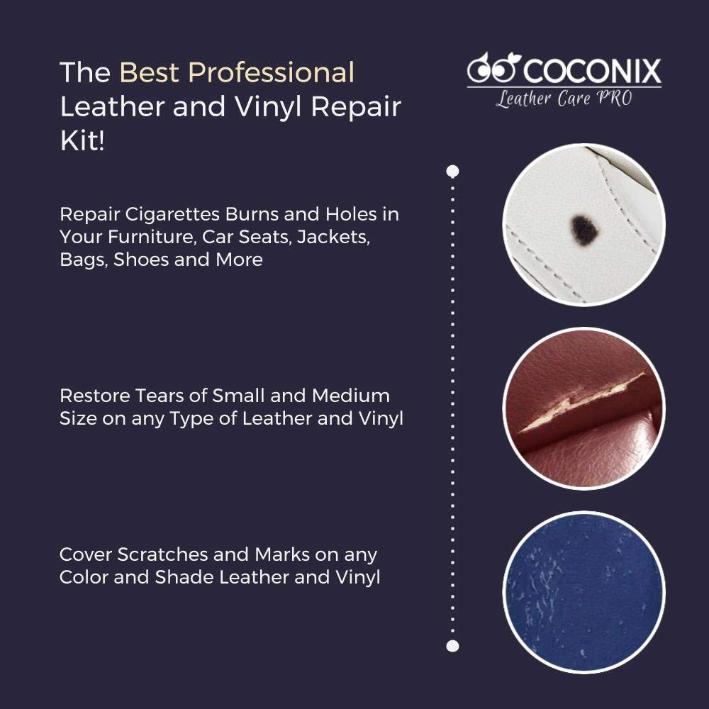Peachy Coconix Vinyl And Leather Repair Kit Restorer Of Your Download Free Architecture Designs Scobabritishbridgeorg