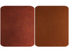 Burgundy Red Leather Repair Patches | Free KN95 Face Masks - TM Leather
