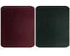 Burgundy Wine Leather Repair Patches , Multiple Size - TM Leather