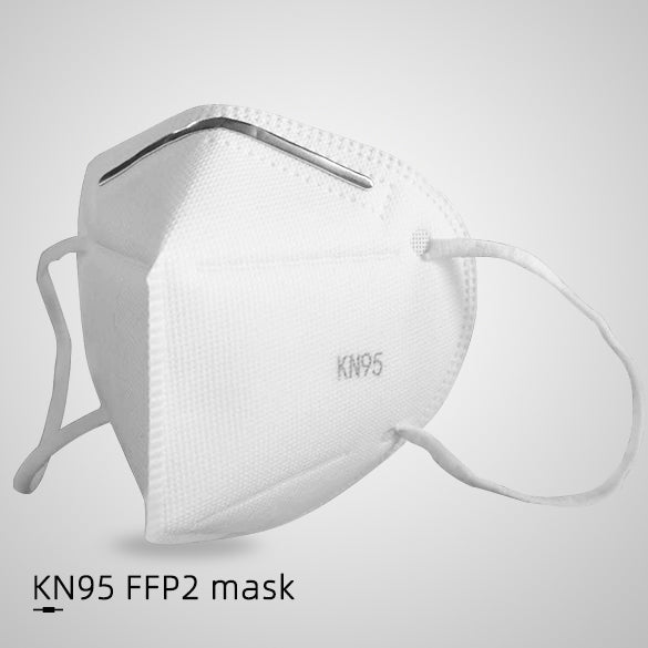 KN95 Protective Face Mask Pack Of 2 - TM Leather