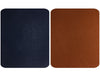 Medium Tan Leather Repair Patches , Multiple Size