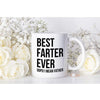 Funny Fathers Day Mug Gifts For Dad Best Farter Ever Oops I Meant Father Coffee Mug Fathers Day Cup For Dad - TM Leather
