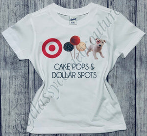 KIDS - Cake Pops and Dollar Spots