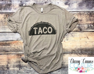 ADULTS - Taco Tuesday Roundneck Tee