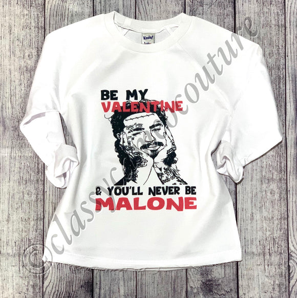 KIDS - Be My Valentine & You'll Never Be Malone