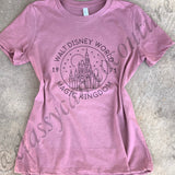 ADULTS - Vintage Magic Kingdom Tee