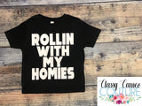 KIDS - Rollin with my homies