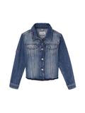 Denim Rock Concert Jacket