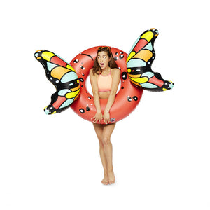Giant Butterfly Wings (red)